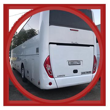 Удаление вмятин на автобусах